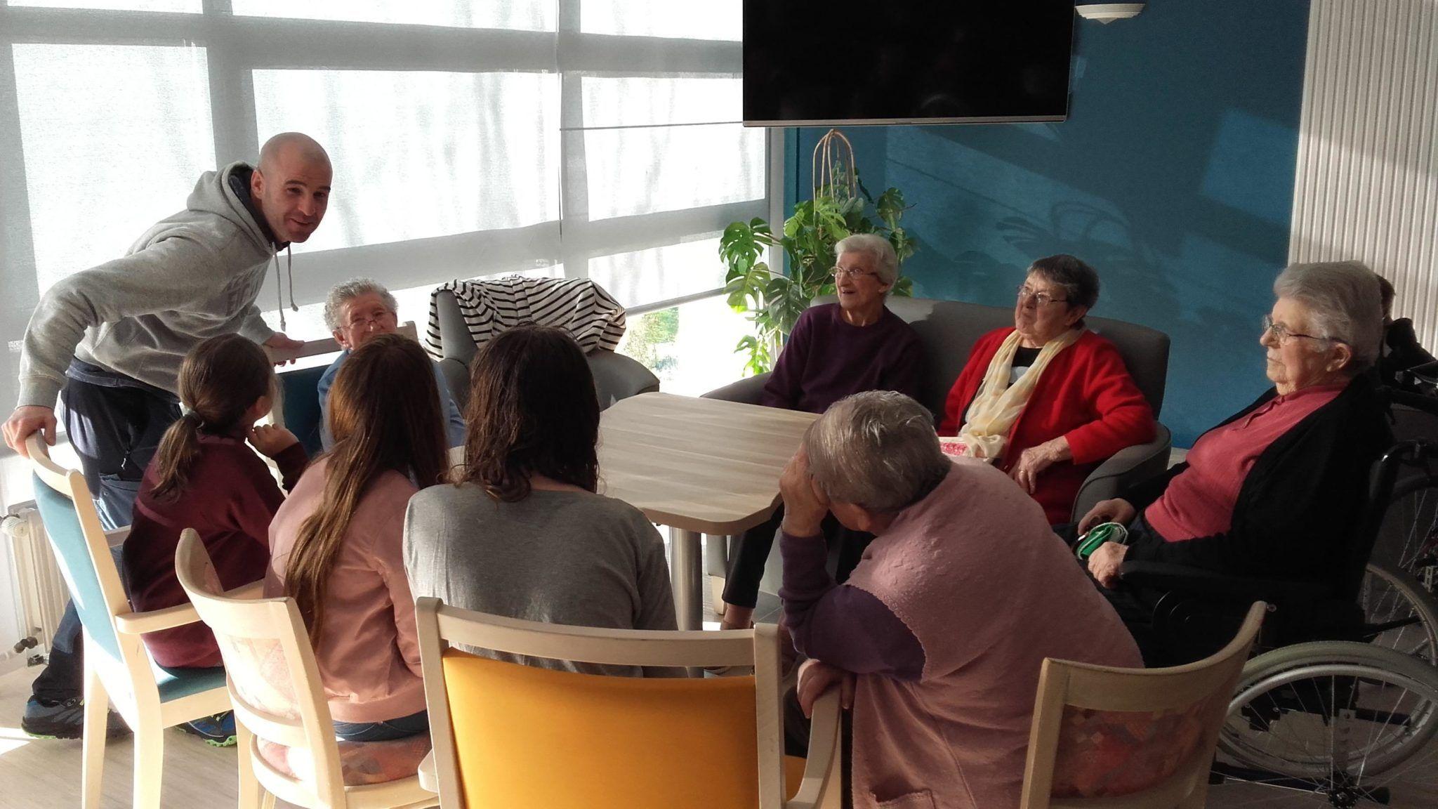 Maison de retraite site de rencontre
